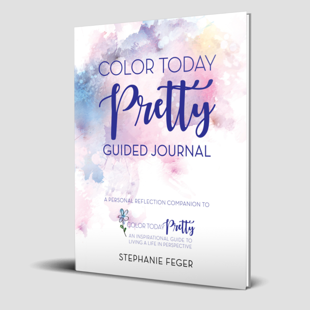 Signed Journal: Color Today Pretty Guided Journal
